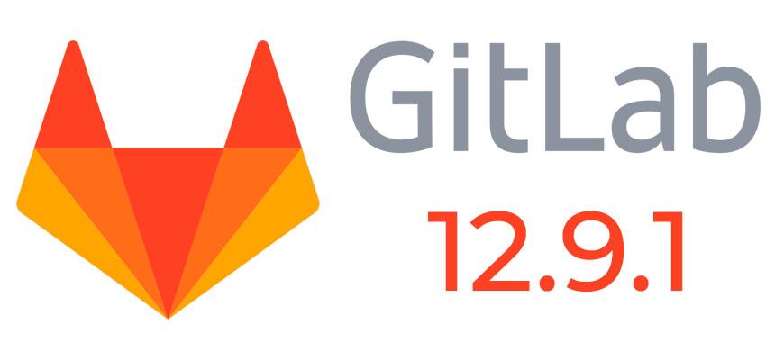 GitLab 12.9.1