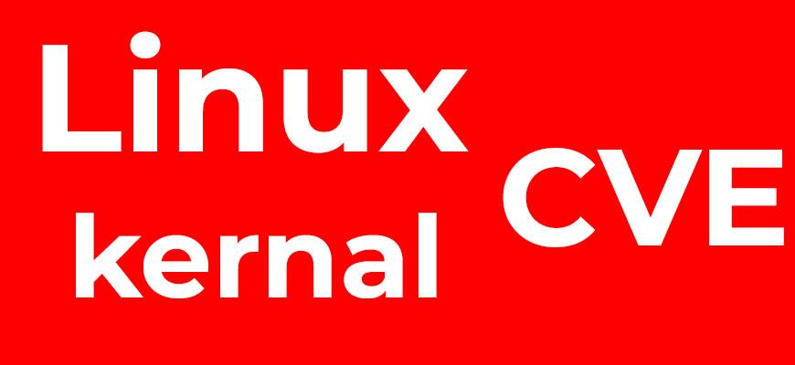 Linux Kernel CVE