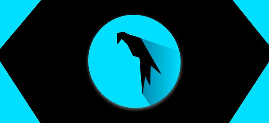 Parrot OS 4.8