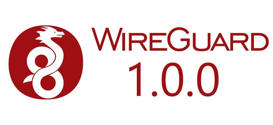 WireGuard 1.0.0