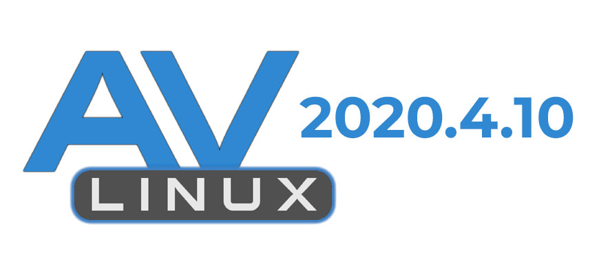AV Linux 2020.4.10,