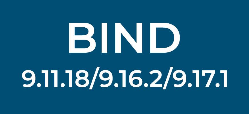 BIND 9