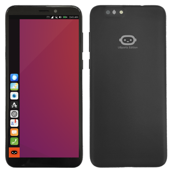 Доступен для заказа смартфон PinePhone, поставляемый с UBports