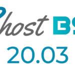 GhostBSD 20.03