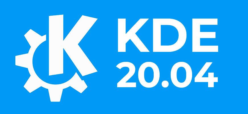 KDE 20.04