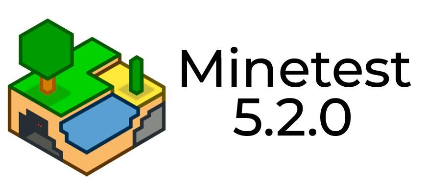 Minetest 5.2.0