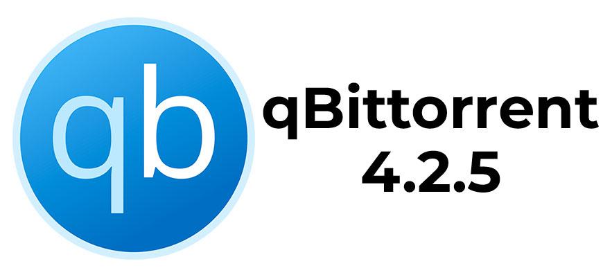qBittorrent 4.2.5