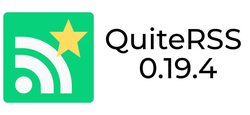 QuiteRSS 0.19.4