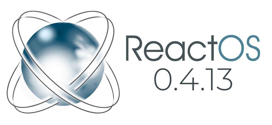 ReactOS 0.4.13