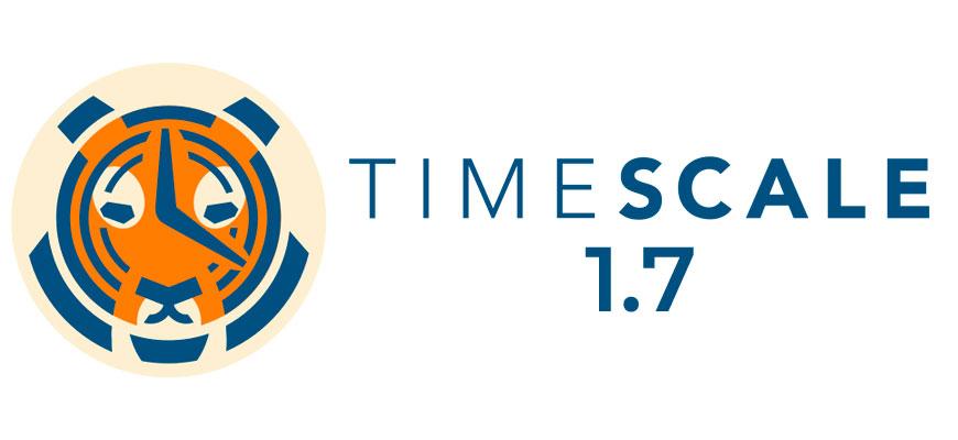TimescaleDB 1.7