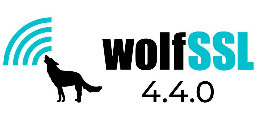 wolfSSL 4.4.0
