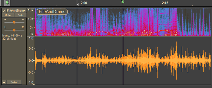 Выпуск звукового редактора Audacity 2.4