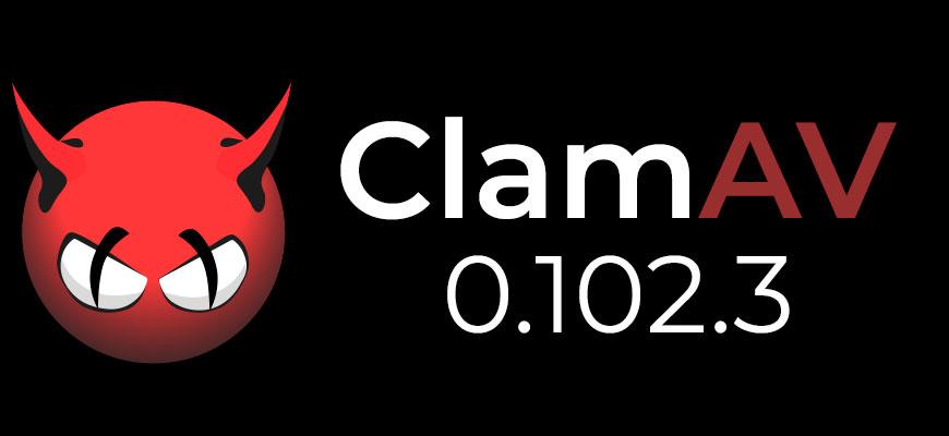 ClamAV 0.102.3