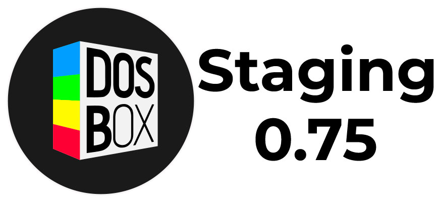 DOSBox Staging 0.75