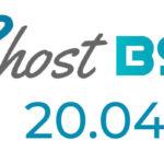 GhostBSD 20.04