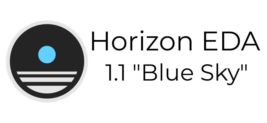 Horizon EDA 1.1