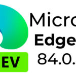 Microsoft Edge Dev 84.0.516.1