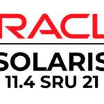 Solaris 11.4 SRU21