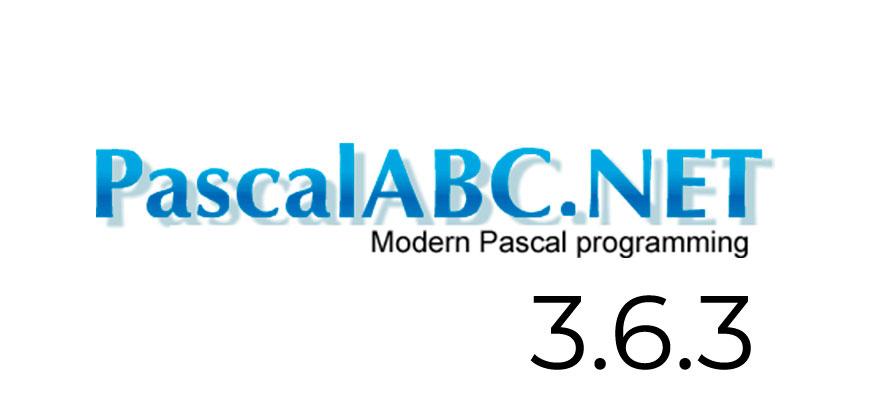 PascalABC.NET 3.6.3