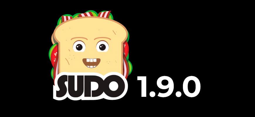 sudo 1.9.0