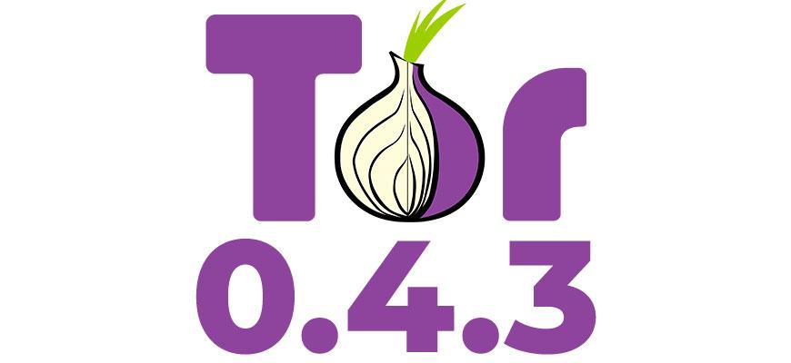 Tor 0.4.3