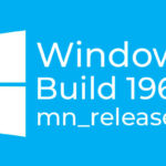 Windows 10 Insider Preview Build 19631