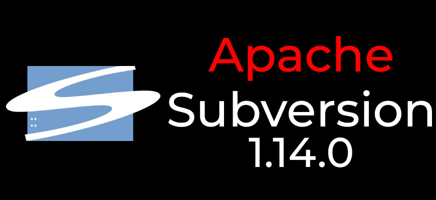 Apache Subversion 1.14.0
