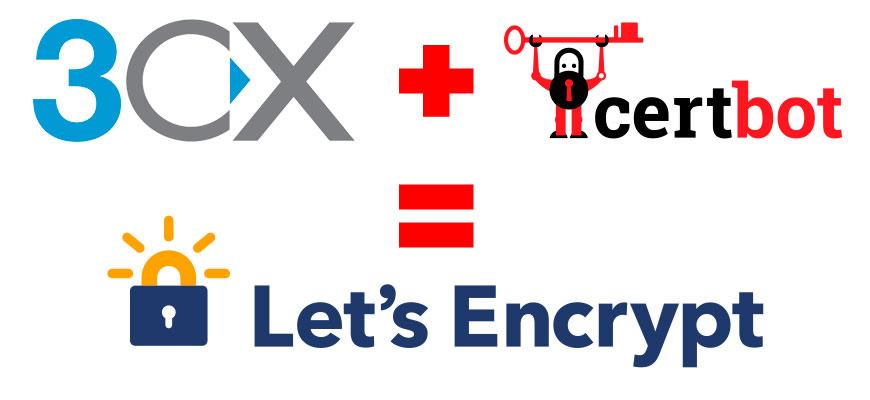 Настройка 3CX 18.0 для автоматического обновления сертификата Let's Encrypt через Certbot