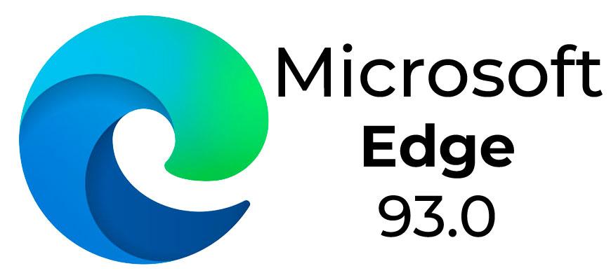 Состоялся релиз стабильной версии Microsoft Edge 93.0
