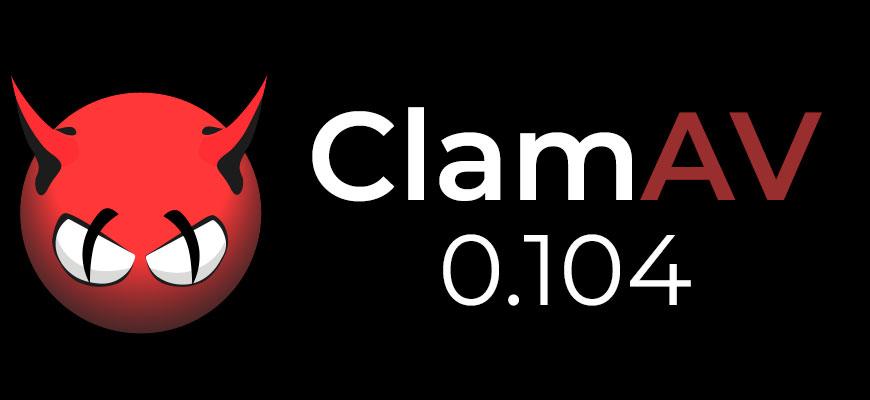 Компания Cisco выпустила свободный антивирусный пакет ClamAV 0.104