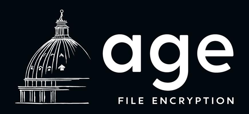 Первый стабильный выпуск Age, утилиты для шифрования данных