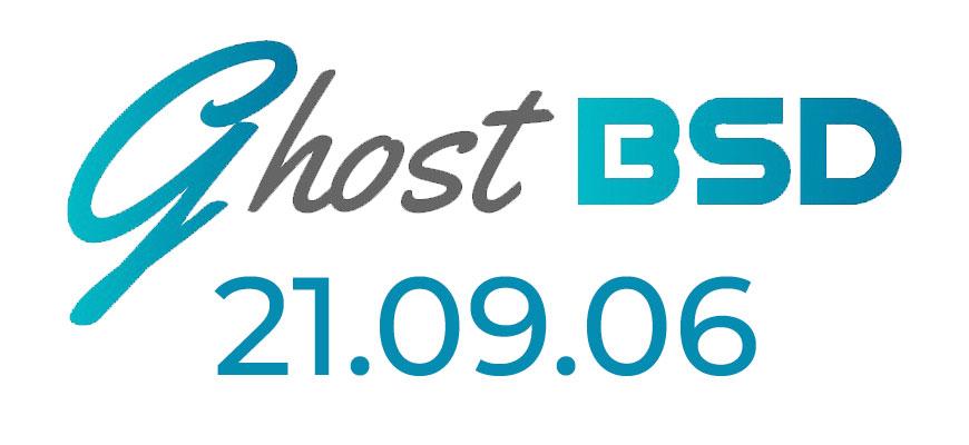 Выпуск GhostBSD 21.09.06
