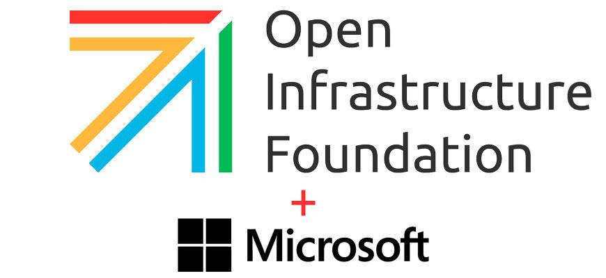 Компания Microsoft присоединилась к организации Open Infrastructure Foundation