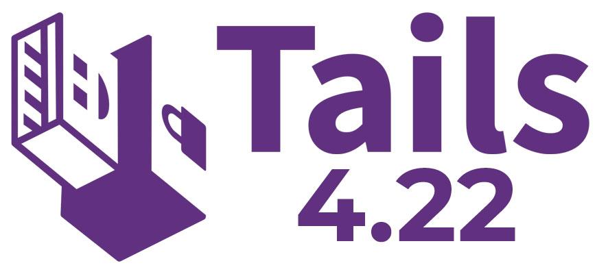 Выпуск дистрибутива Tails 4.22