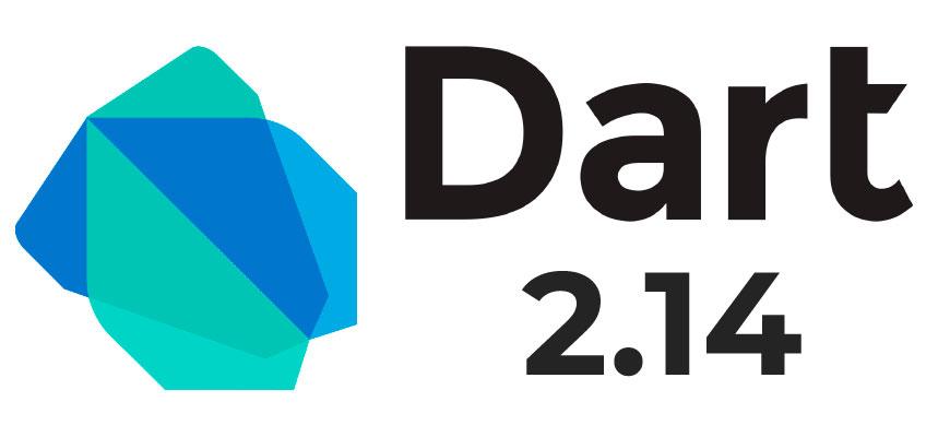 Доступны язык Dart 2.14 и фреймворк Flutter 2.5