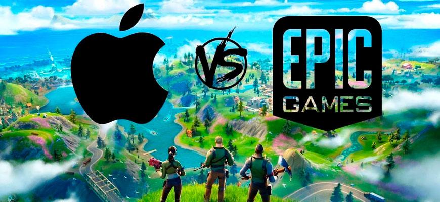 Вынесен приговор по делу Epic Games против Apple