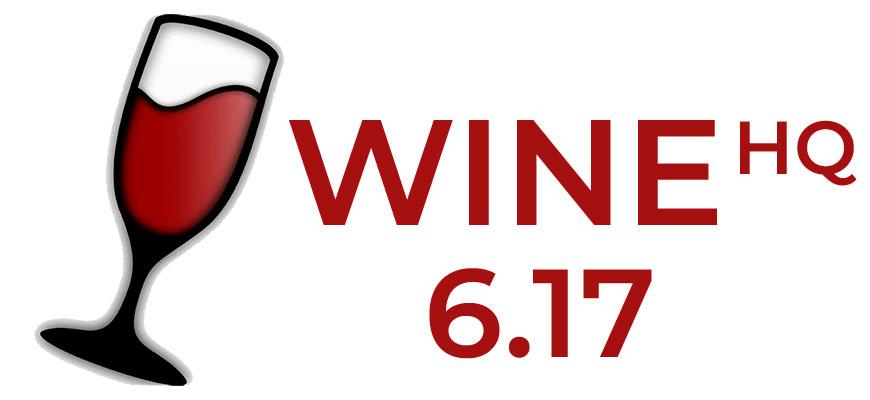 Выпуск Wine 6.17 и Wine staging 6.17