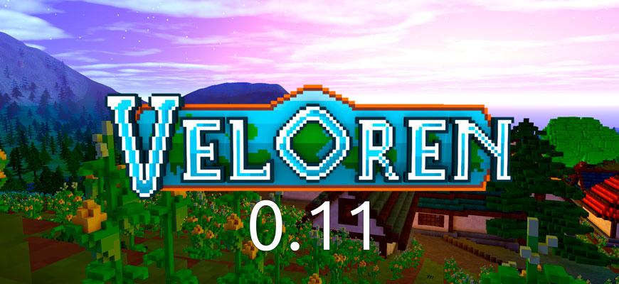 Выпуск многопользовательской RPG-игры Veloren 0.11