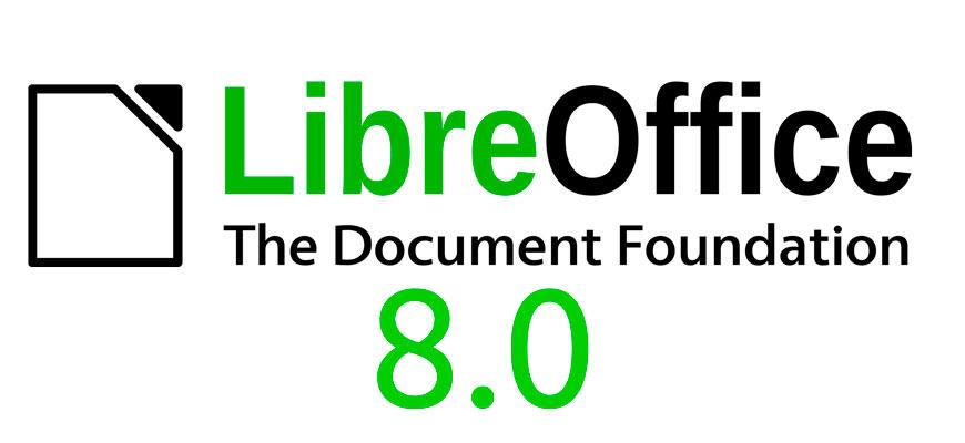 Доступен макет нового интерфейса LibreOffice 8.0 с поддержкой вкладок
