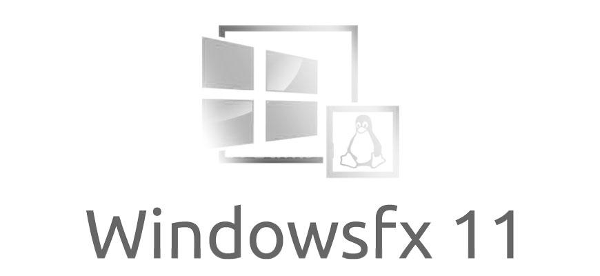 Проект Windowsfx подготовил сборку Ubuntu с интерфейсом, стилизованным под Windows 11