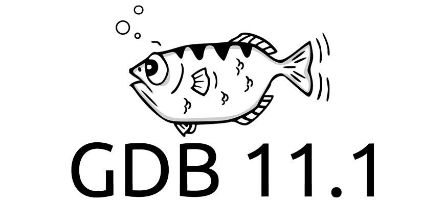 Выпуск отладчика GDB 11.1