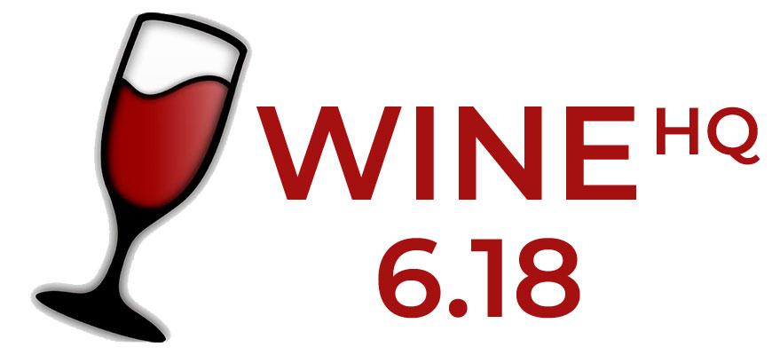 Выпуск Wine 6.18 и Wine staging 6.18