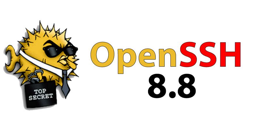 Релиз OpenSSH 8.8 с отключением поддержки цифровых подписей rsa-sha