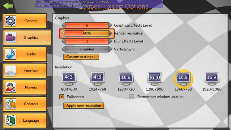 Выпуск свободной гоночной игры SuperTuxKart 1.3