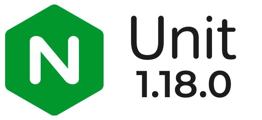 NGINX Unit 1.18.0